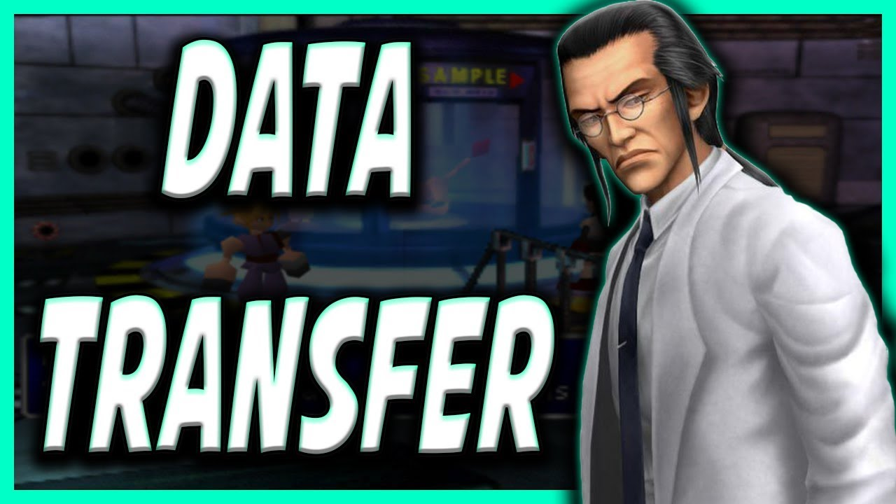 How Save Data Transfer Could Work In FF7 Remake (Revisited)