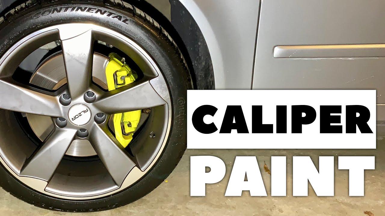 G2 Yellow Brake Caliper Paint Review