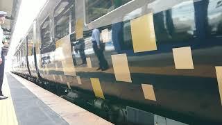 485系快速ジパング平泉1号ラストラン・一ノ関駅発車【主抵抗器ブロワー起動】