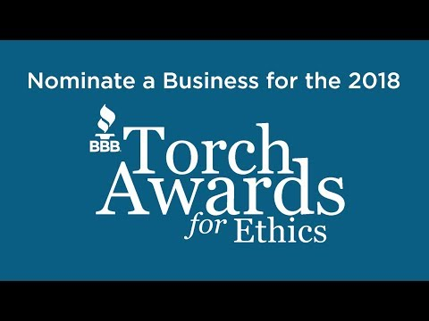 Nominate a Business for 2018 Torch Awards!