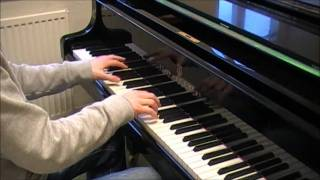 Sherlock Holmes Soundtrack - Discombobulate (Piano)
