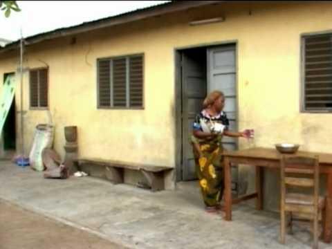 Benin Television TV zinc promotion