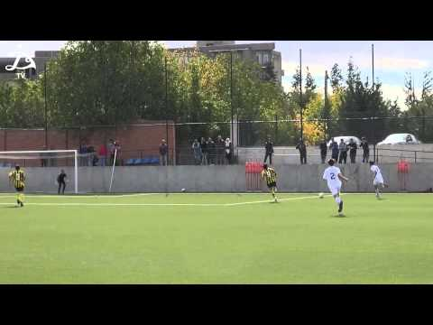 FC Dinamo Tbilisi 6:0 FC Spartaki Tskhinvali (U-15 Teams)