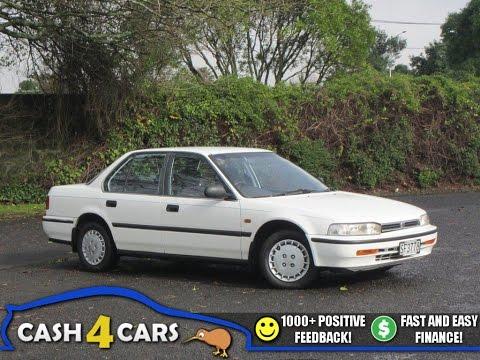 1993 Honda Accord NZ New Auto Sedan! $1 Reserve!! ** $Cash4Cars$Cash4Cars$ ** SOLD **