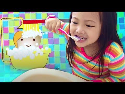 Caviteeth Song!Brush Your Teeth !