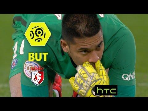 But Nicolas DE PREVILLE (86') / Paris Saint-Germain - LOSC (2-1) -  / 2016-17