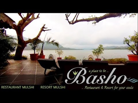 Basho's Resort Mulshi Pune