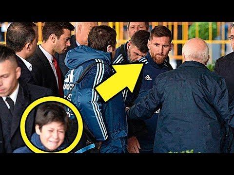 Hasst du Messi?