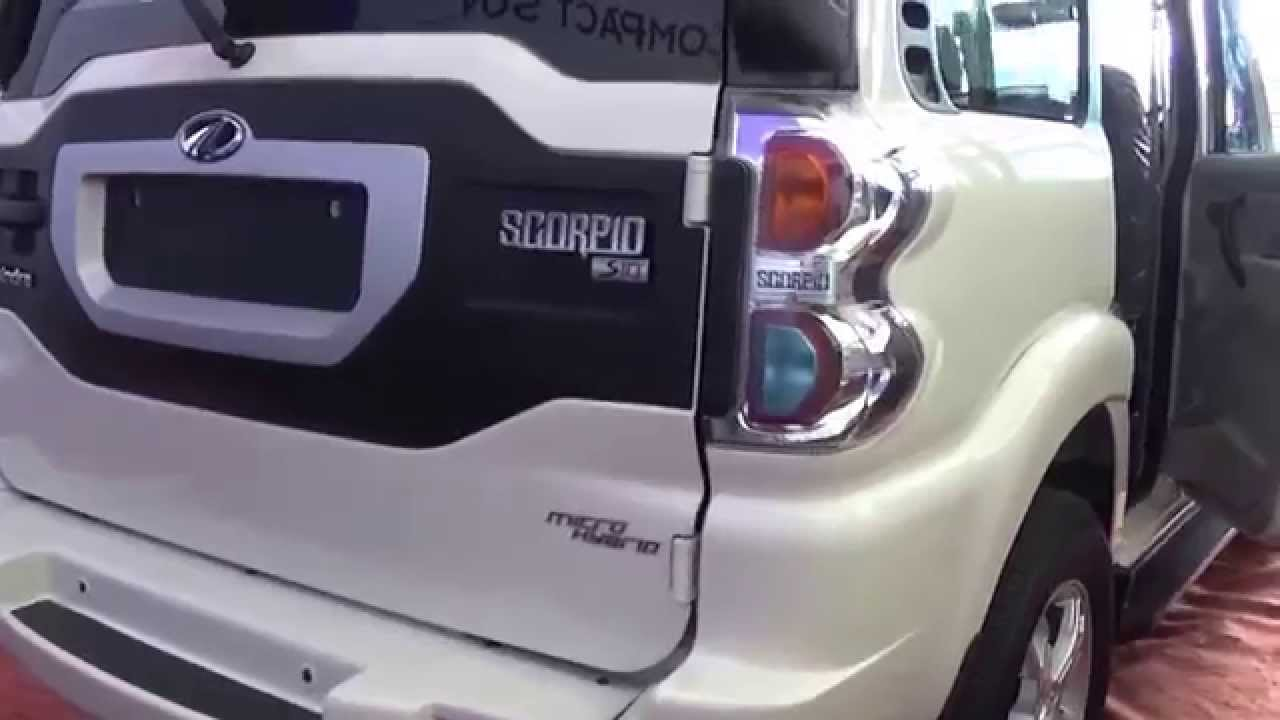 Mahindra Scorpio S10 New Model Interior Design Youtube