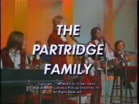 The Partridge Family Pilot Episode YouTube