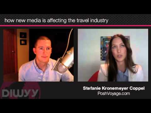 Work and Travel: Episode 11 - Stefanie Kronemeyer Coppel