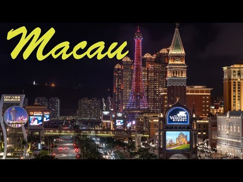 BEST Travel Guide for MACAU, MACAO