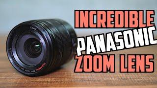 Panasonic Lumix G Vario 14-140…