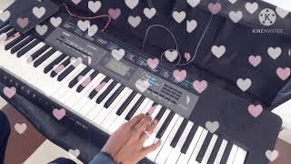 janam janam - Dilwale | shah rukh khan | kajol | piano 🎹 Cover | use headphones 🎧 for better sound | видео
