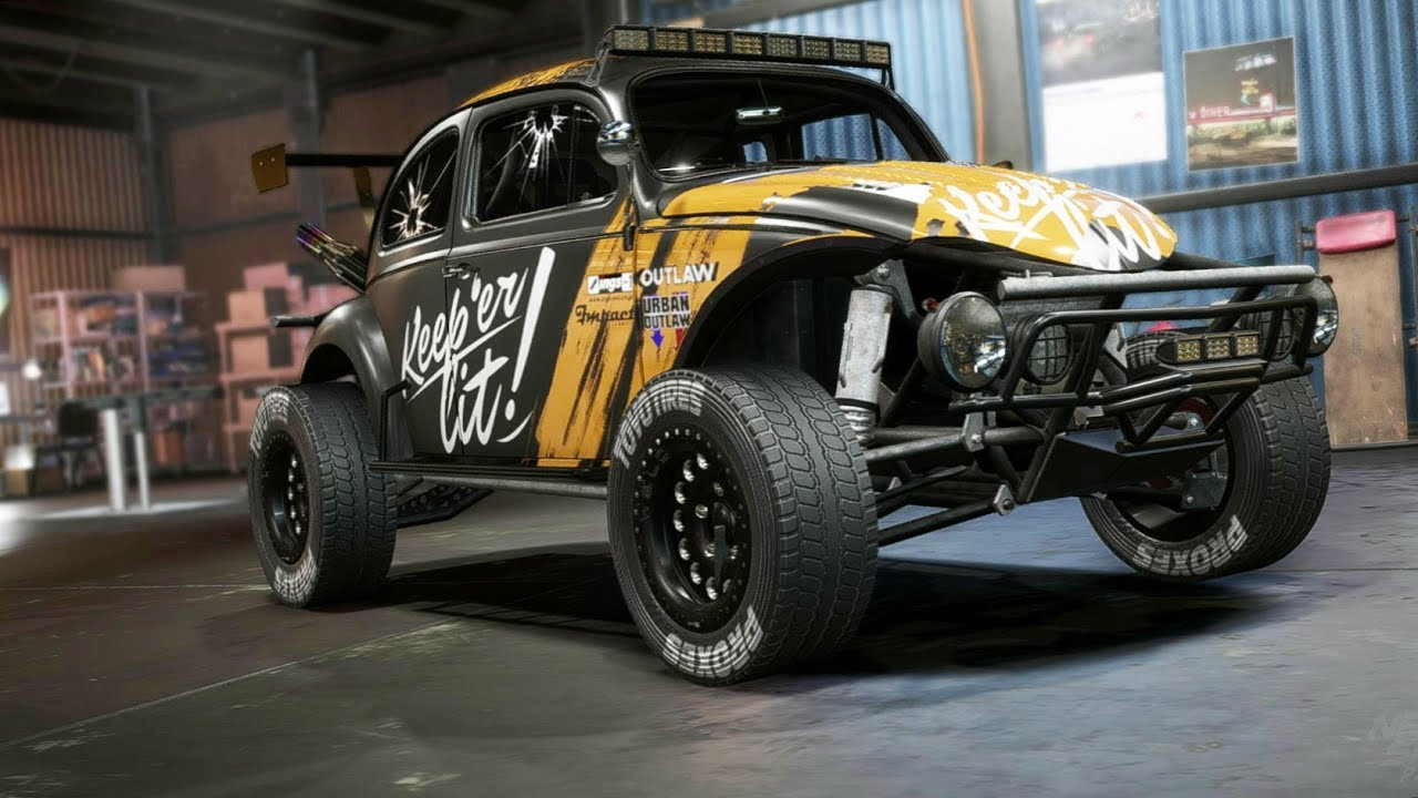 Need For Speed Payback Vw Beetle Superbuild Offroad Doovi