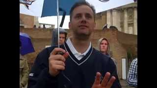 Jeremy explains the Temple of Saturn and the Saturnalia