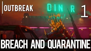 [1] Breach and Quarantine (Rainbow Six: Siege - Outbreak w/ GaLm, FUBAR, and Goon)