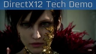Square Enix - The WITCH CHAPTER 0 [cry] DirectX 12 Tech Demo [HD 1080P]