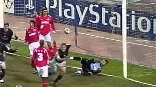 СПАРТАК - Ливерпуль (Ливерпуль, Англия) 1:3, Лига Чемпионов - 2002-2003