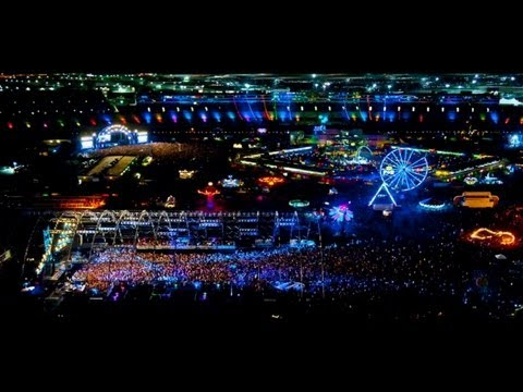 Afrojack - Live @ EDC 2013, Electric Daisy Carnival Las Vegas - 21.06.2013 [Tracklist]