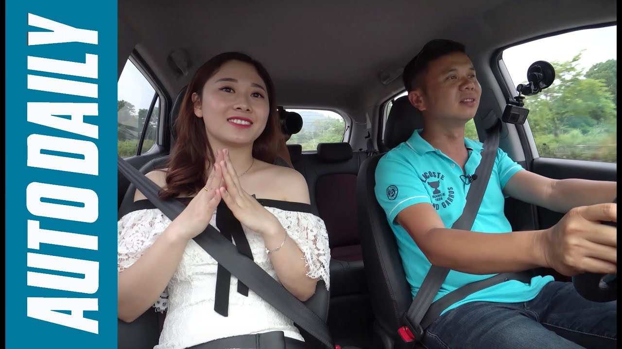 Đánh giá xe Hyundai Grand i10 cùng bạn gái xinh xắn |AUTODAILY.VN|