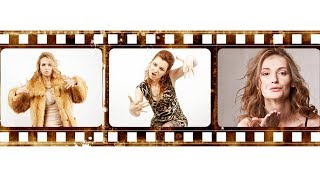 ДА Медь - Актрискины слезы. Второй авторский клип трех Петербургских актрис. Лучшие клипы