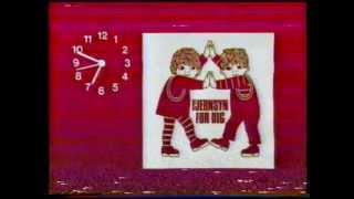 Klip fra DR i 80erne (skærm billede før Fjernsyn for Dig)