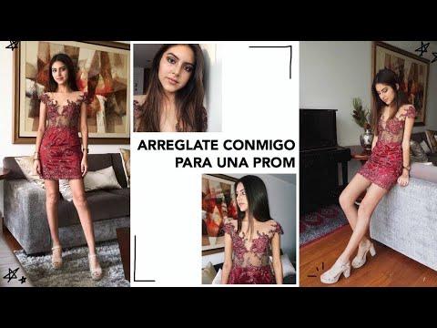 PROM! ARREGLATE CONMIGO | Luciana Wk