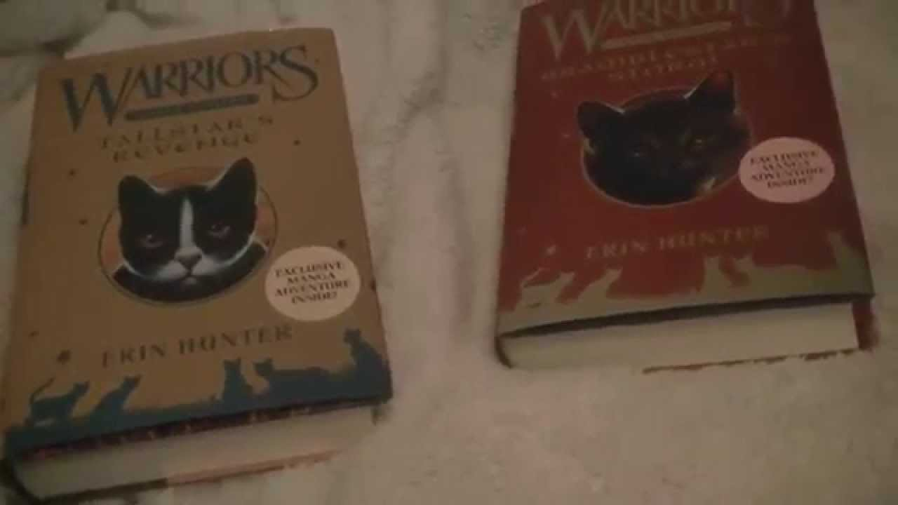 Warrior Cats Collection  2 New Books! (2 Super Editions!) Late Christmas  Gift