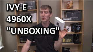 "Intel Core i7 4960X ""Unboxing"" & Overview"