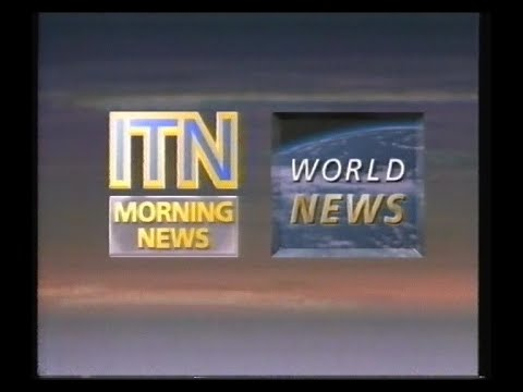 LWT | Adverts | Continuity | ITN Morning News / World News | 1989
