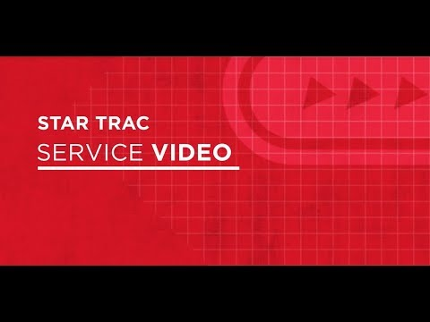 646-1340 Star Trac Treadmill Preventative Maintenance Procedures
