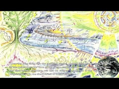 THE STORY OF TIME - José Argüelles & Francine Jarry - Sea Green Planet (song)