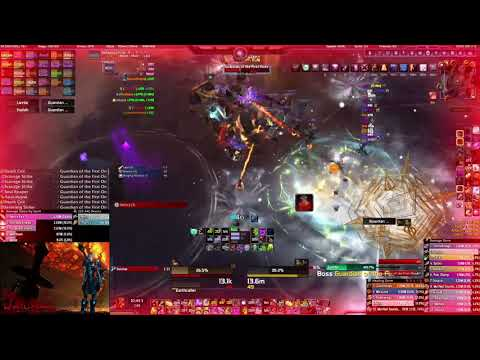 Guardian of the First Ones Heroic - Unholy DK PoV - Sanctum of Domination |
