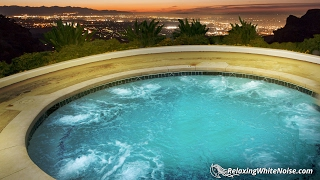 Video Hot Tub Sleep Machine | White Noise for Sleeping or Studying | 10 Hours Ambience download MP3, 3GP, MP4, WEBM, AVI, FLV Agustus 2018