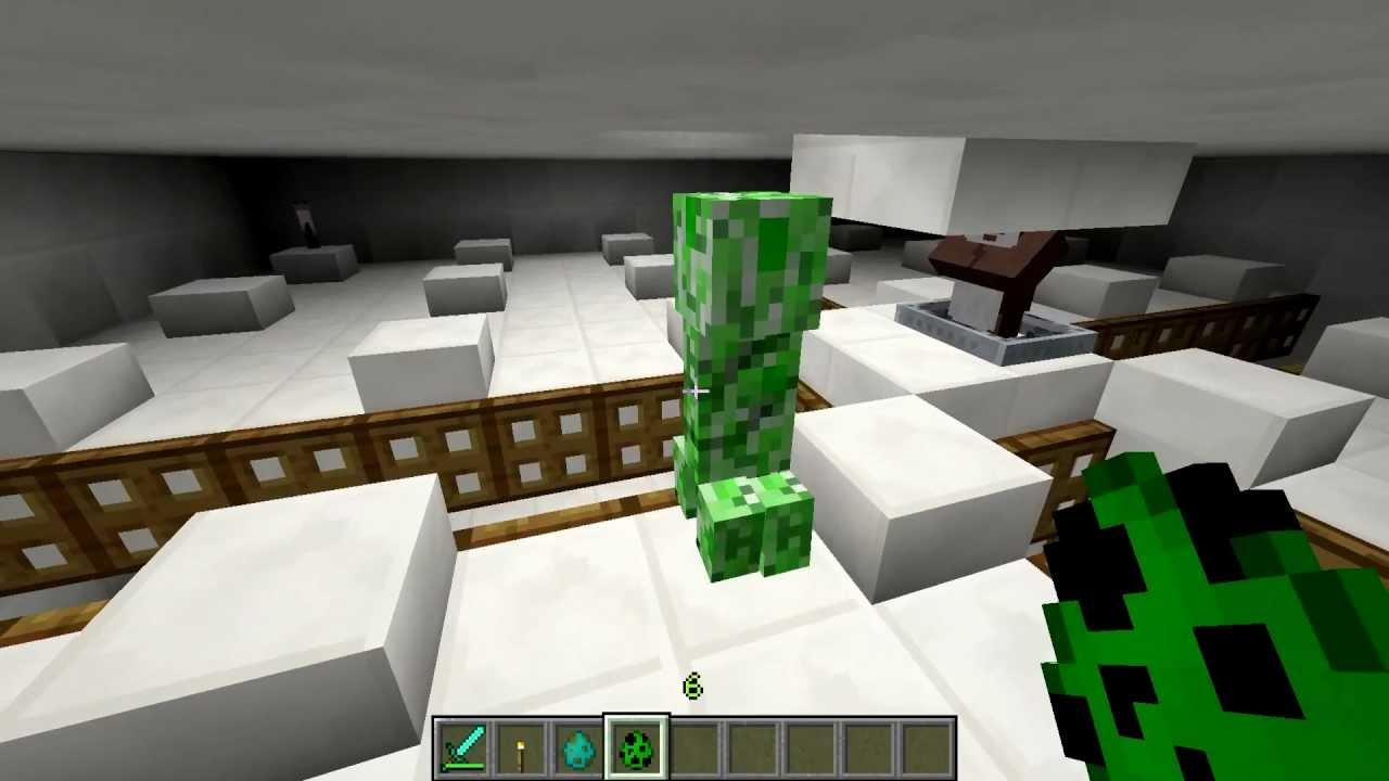 minecraft tour mobs totalement automatique youtube. Black Bedroom Furniture Sets. Home Design Ideas