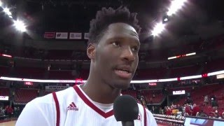 Hayes and Happ lead Badgers in OT win over No. 19 Indiana