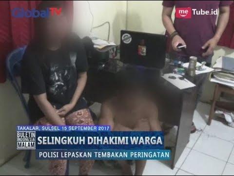 Seorang Remaja Selingkuh Dengan Istri Tetangga Warga Naik Pitam Kejar Pelaku Bim