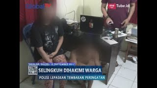 Download Video Seorang Remaja Selingkuh dengan Istri Tetangga, Warga Naik Pitam & Kejar Pelaku - BIM 15/09 MP3 3GP MP4