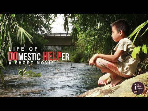 Domestic Helper | A Short Movie by Konyak Baptist Chruch Tizit Town | Subtitle in English