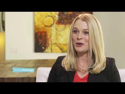 Christy Holstege Discusses Economic Growth