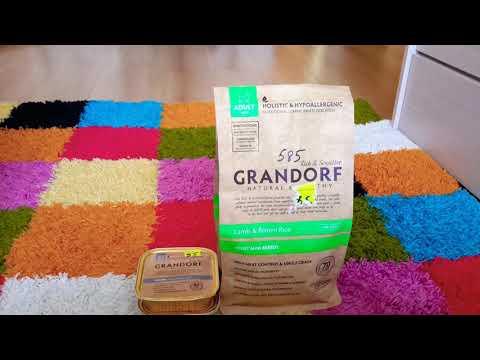 Подошел ли моей собаке корм грандорф? ) ) 🐶