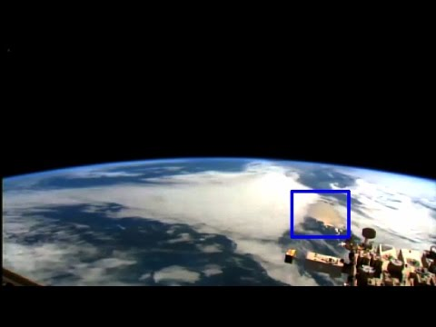 Alien Evidence! Nasa sighting Giant UFO Extraterrestrial Spa