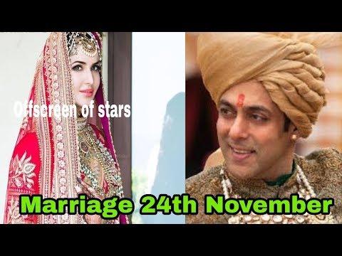 Confirmed : Salman Khan and Katrina Kaif...