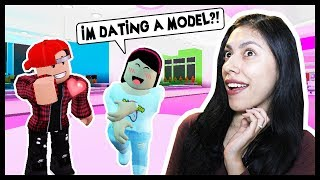 MY BOYFRIEND IS A MODEL BUT HES SO EMARASSING! - Roblox - Mode célèbre