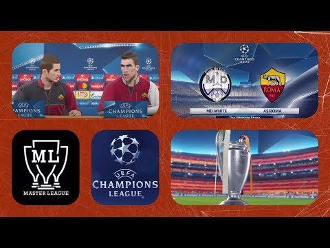 PES 2018 Master League KONIEC SERII™PL  - Finał Ligi Mistrzów [CAŁY MECZ]