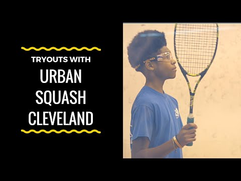 Urban Squash Cleveland enriches children on court, in classrooms and is beginning a large expansion (video)