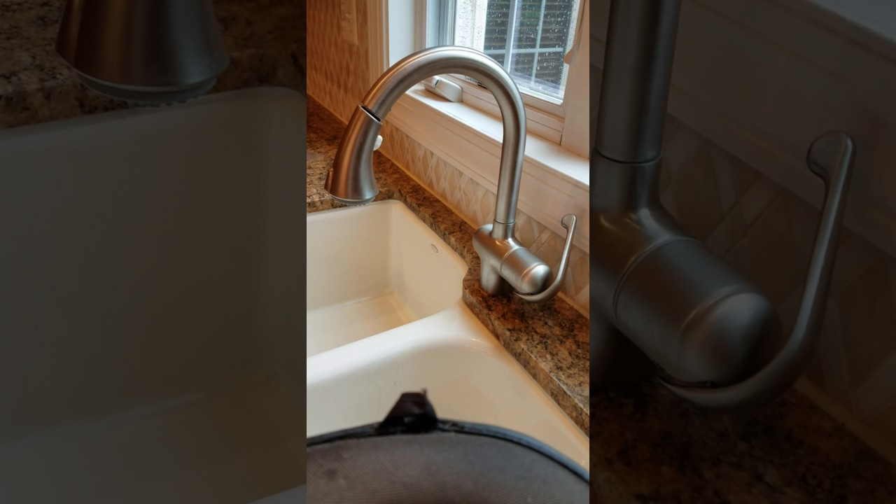 grohe faucet head repair