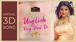 Unglich Ring Daal De Virtual 3D Song | Nidhhi Agerwal | Jyotica Tangri | Use Headphones | AFX 3D