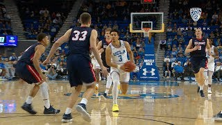 Recap: Belmont men's basketball uses late bucket to top UCLA at Pauley Pavilion